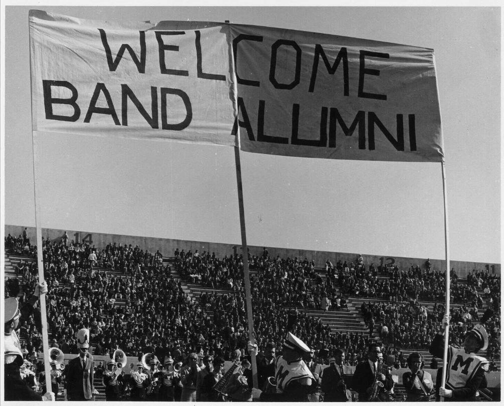 1966 Alumni Band