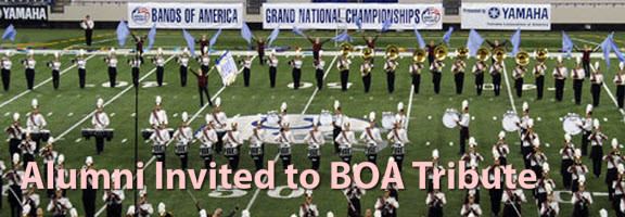 Alumni invited to take part in tribute to George Parks at BOA Grand Nationals