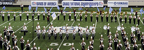 Minuteman Band on national stage Nov 9-12