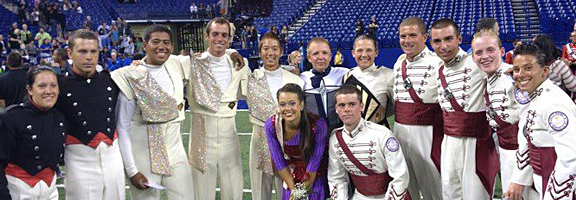 "13 UMass bandos ""age-out"" of DCI competition"
