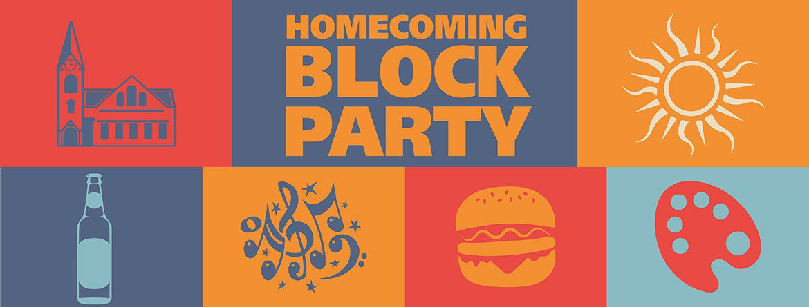 UMass Block Party
