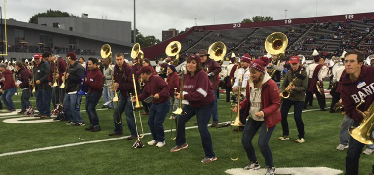 UMass alumni band
