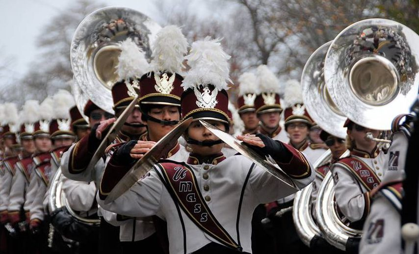 UMass Minuteman Marching Band