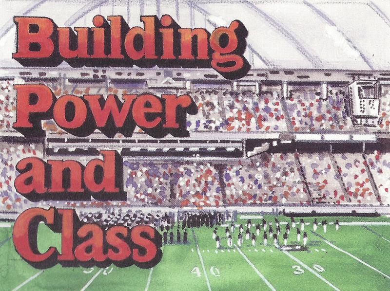Building Power & Class
