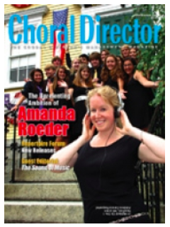 Chorale Director Sept 2009