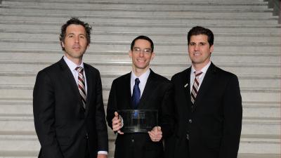 Gary Bernice 2015 Distinguished Alumni Award