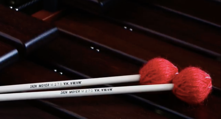 Iain Moyer Vic Firth Corpsmaster® Signature mallets