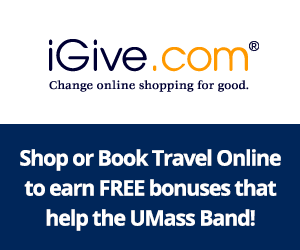 iGive UMass Band