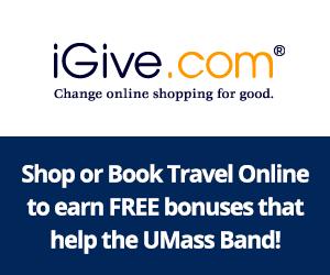 iGive UMass Band
