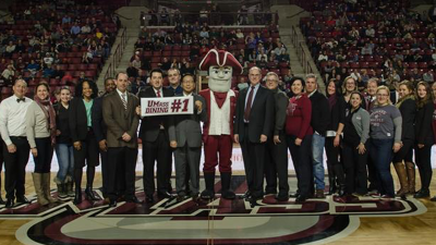 UMass Dining - Chris Howland